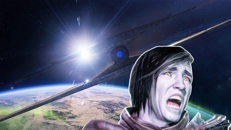 Allmacht Almighty Uldren Raumschiff Live Event Titel Destiny