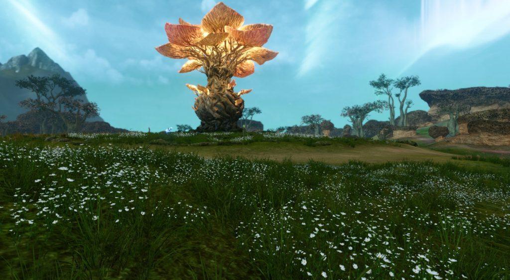 ArcheAge Garten der Götter Frühling