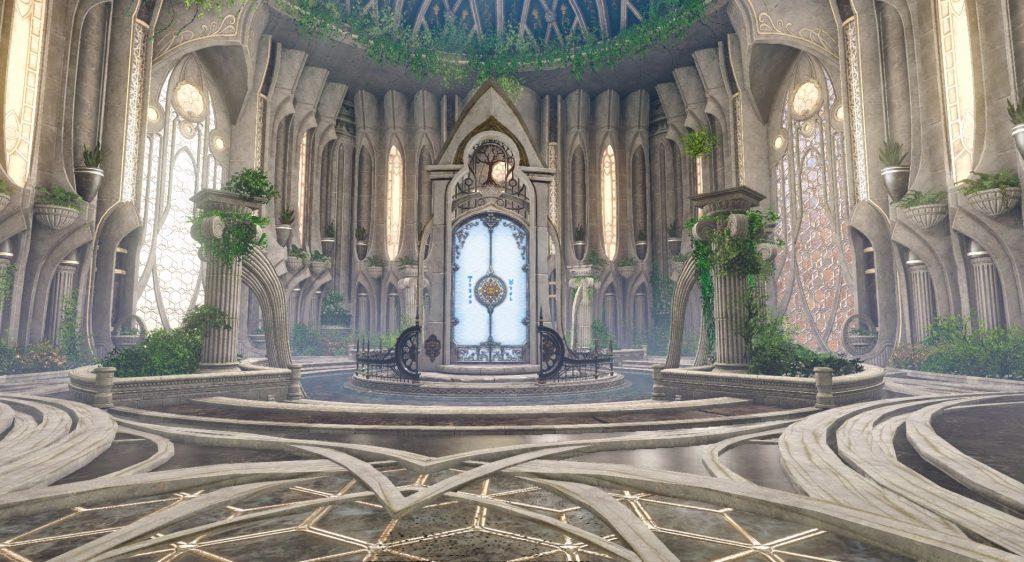 Garten der Götter Lobby ArcheAge