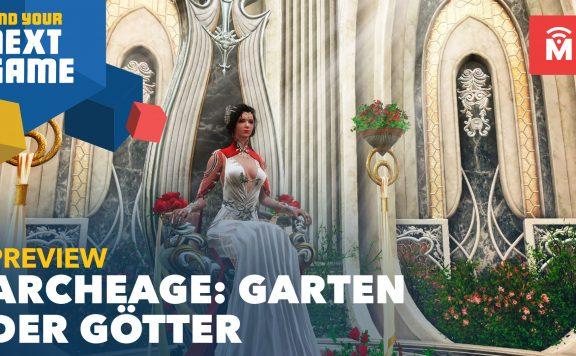 ArcheAge Garten der Götter FYNG