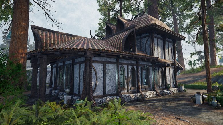 Ashes of Creation zeigt endlich, wie Housing im MMORPG funktioniert