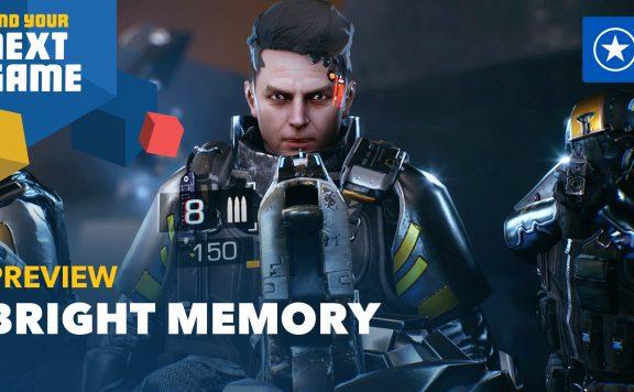 Bright Memory Titel