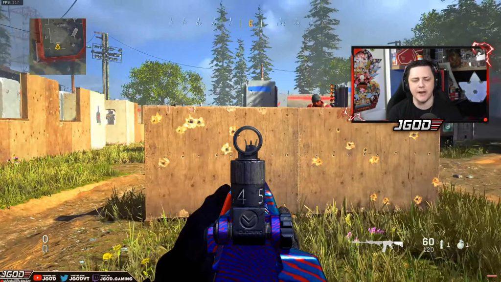 Call fo Duty Modern Warfare Aim Assist JGOD Wand