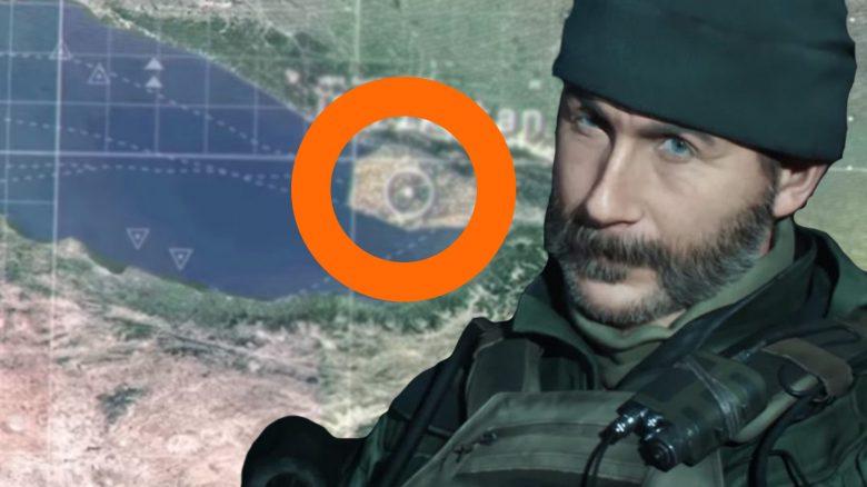 Cutscene in CoD Warzone zeigt Hinweis für Map in Urzikstan