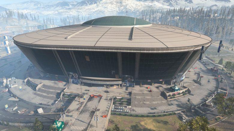 Leaks bei CoD Warzone zeigen Stadion, unterirdische Züge und Nuklear-Rakete