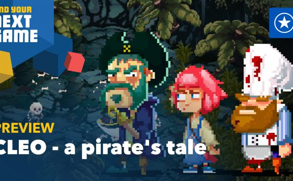Cleo GameStar Find your next Game Titel