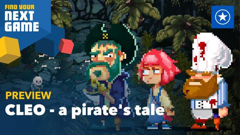 Cleo – A Pirate's Tale kennen viel zu wenige Leute