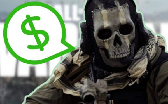 CoD Cash Ghost Warzone Modern Warfare Titel