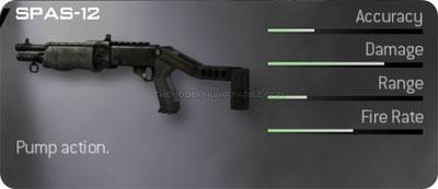 CoD Spas-12