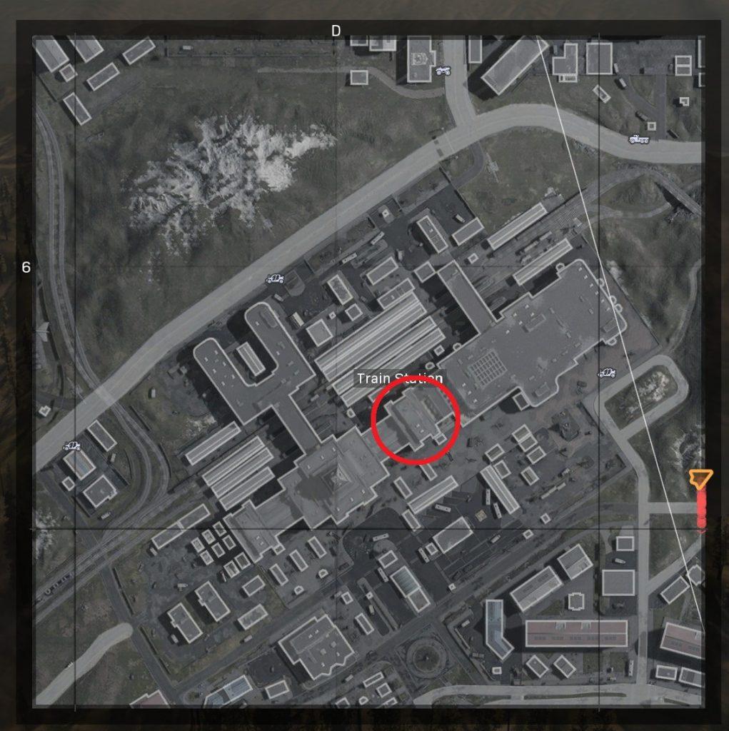 CoD Warzone Map Jagd auf den Feind 6