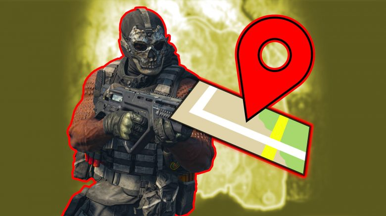 CoD Warzone: Map zeigt die wichtigsten Orte aus Season 4 auf einen Blick