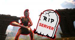 Conan Exiles RIP Server Titel