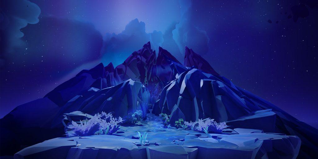 Dauntless deep caverns