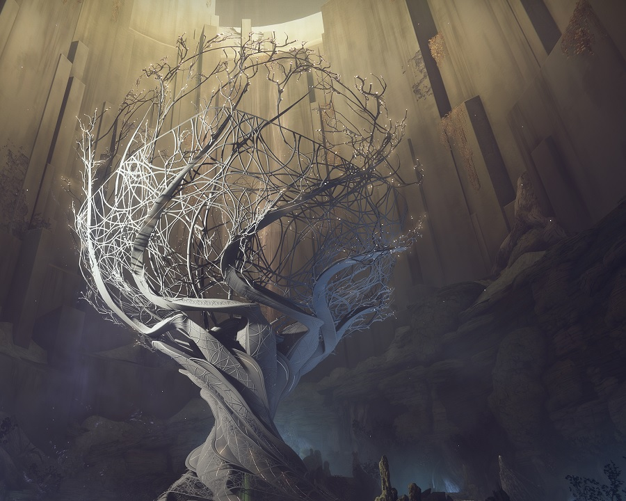 Destiny 2 Baum Season 11 Arrival Artefakt