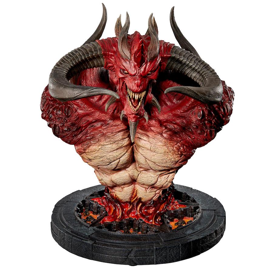 Diablo 3 Büste Figur Blizzard Shop