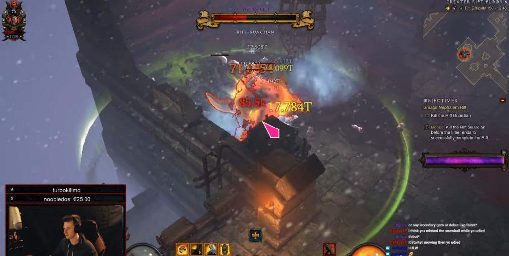 Diablo 3 Schaden Boss Kill Season 21 Buff
