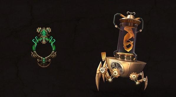 Diablo 3 Season 21 Kosmetische Belohnungen Neu