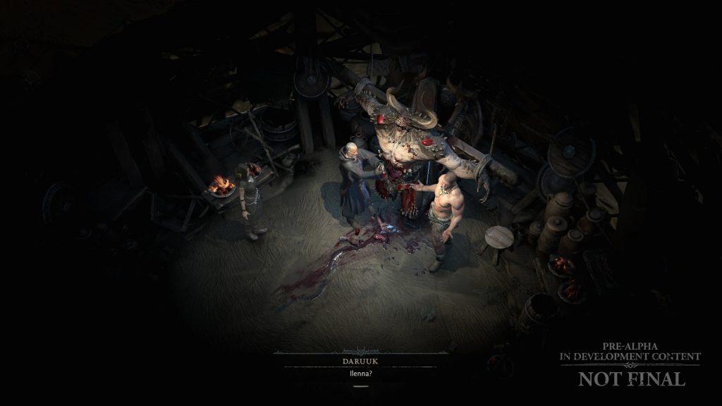 Diablo 4 Story erzählen NPC