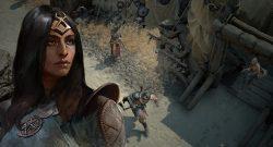 Diablo 4 Titel Spieler Personen Lager