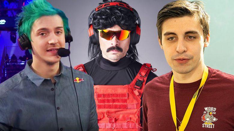 Dr Disrespect, Ninja, shroud seit Wochen weg: Wie geht's für die Ex-Stars von Twitch weiter?
