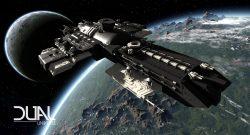Dual Universe Trägerschiff