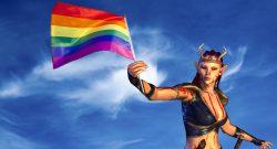 ESO Titel Pride Month LGBTQ Flag