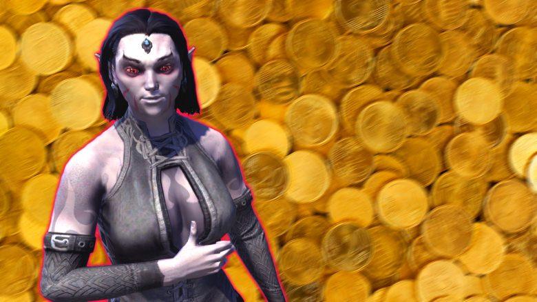 ESO Vampir Guide Titel Gold farmen Dunkelelf