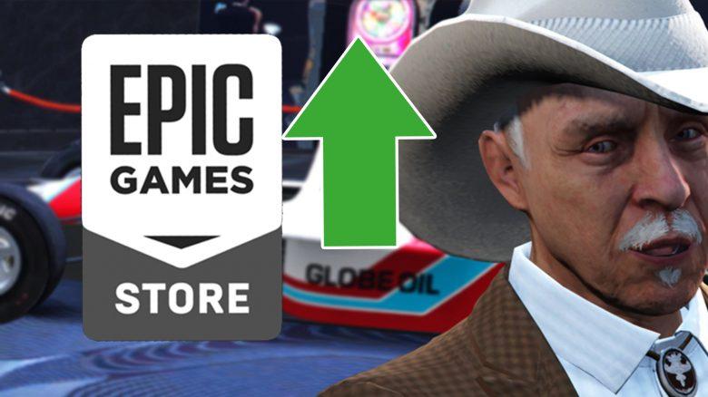 Erst mochte kaum wer den Epic Games Store, nun jagt GTA5 die Nutzer-Zahlen hoch
