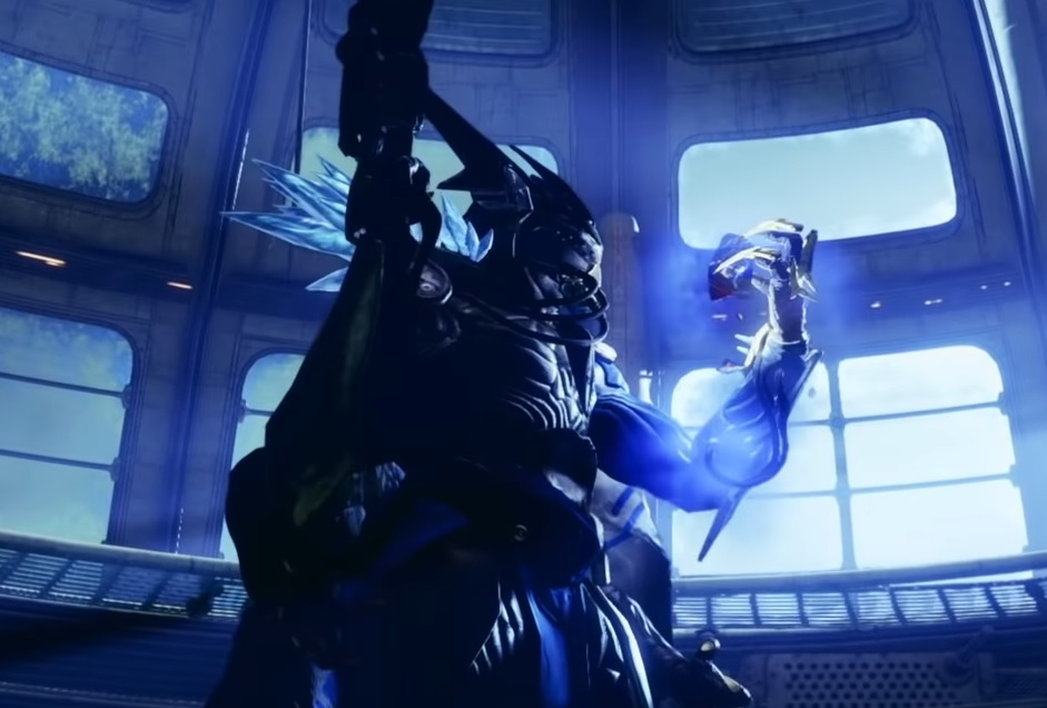 Eramis Destiny 2 Stasis Dunkelheit
