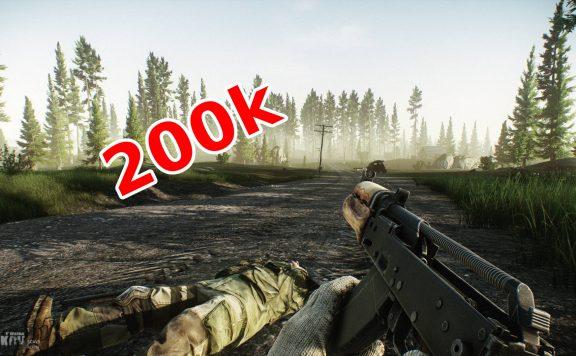 Escape from Tarkov 200k titel