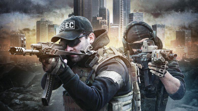 Escape from Tarkov: shroud zeigt OP-Waffe, zerlegt ganzes Team im Alleingang