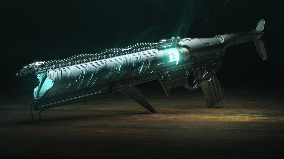 Exotic Launcher Grenade Dürre Season 11 Arrival ankunft Destiny 2