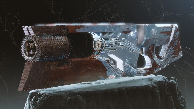 Exotic Trace Spurgewehr Season 11 Arrival Ankunft Destiny 2