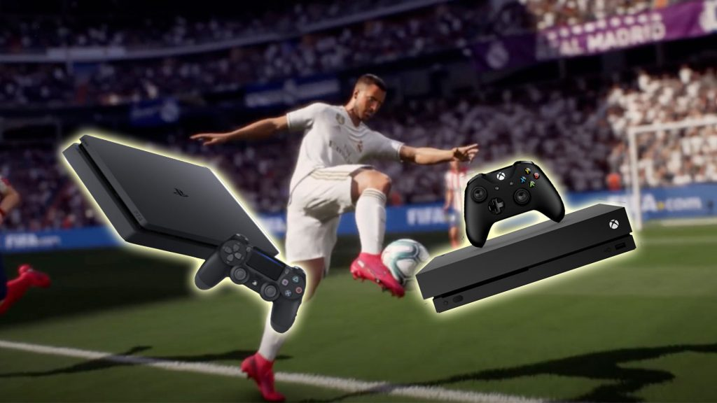 FIFA 21 Crossplay