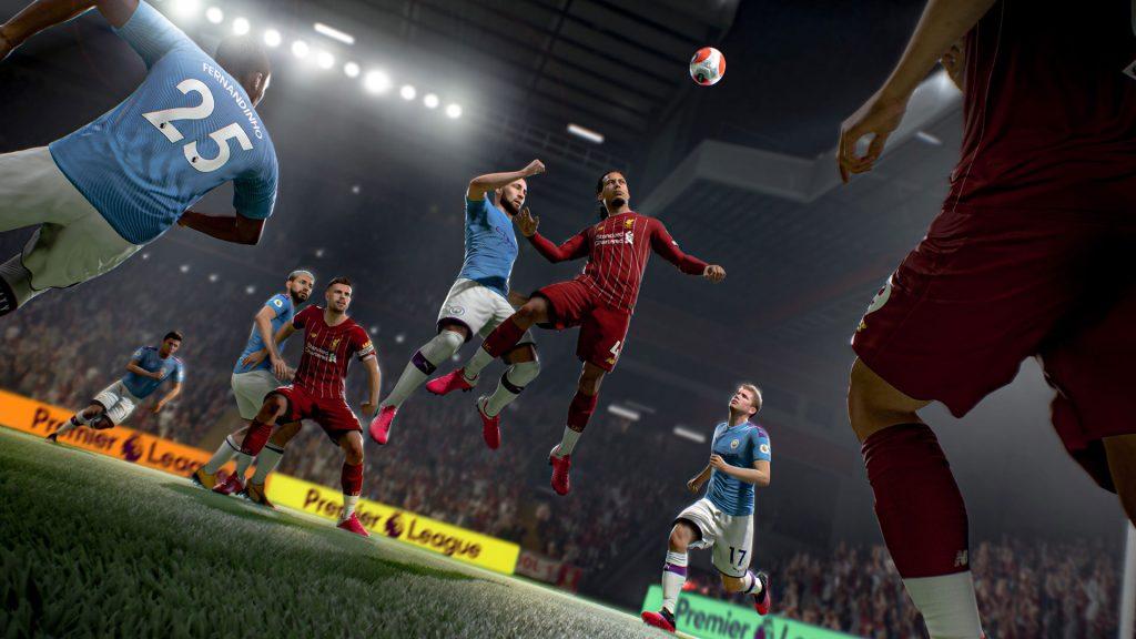 FIFA 21 Zweikampf Spiel