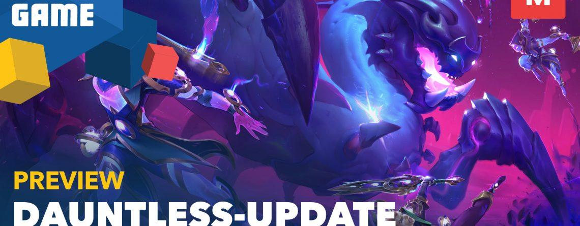 FYNG Dauntless Update Call of the Void Titel 3
