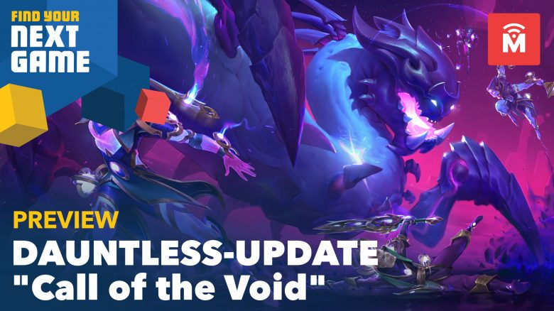 FYNG Dauntless Update Call of the Void Titel 3