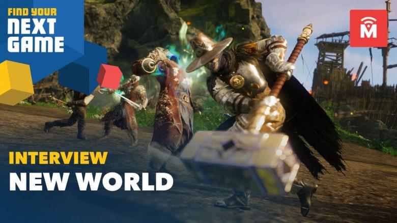 New World verriet uns großen Wunsch der Alpha-Spieler – Das ändert sich zum Release