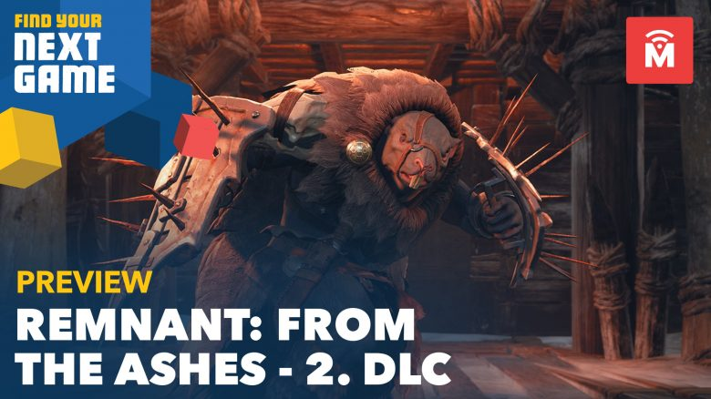 Remnant schickt euch im neuen Riesen-DLC auf den Planet der Ratten