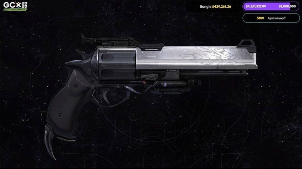 Falkenmond Hawkmoon Concept Exotic Handfeuerwaffe Destiny 2