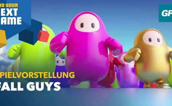 Fall Guys GamePro FYNG Titel