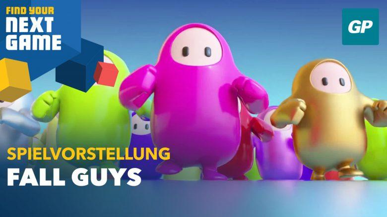 Fall Guys: Ultimate Knockout wird das vielleicht lustigste Spiel des Jahres