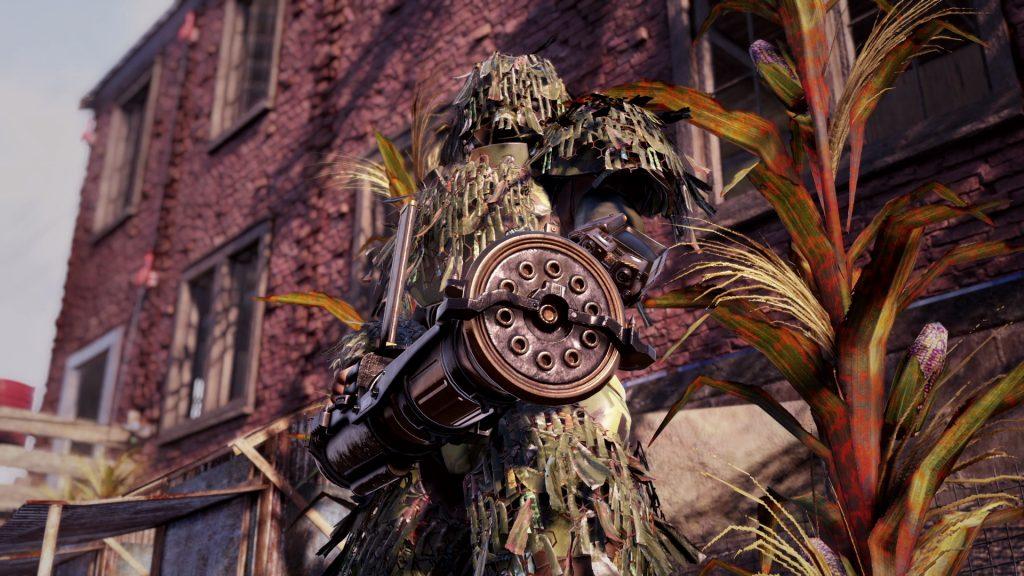 Fallout 76 Season Waffenskin