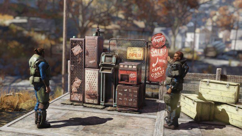 Fallout 76 Vendor Titel