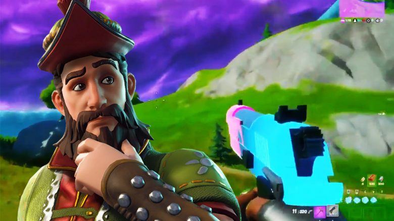 Fortnite First Person Titel