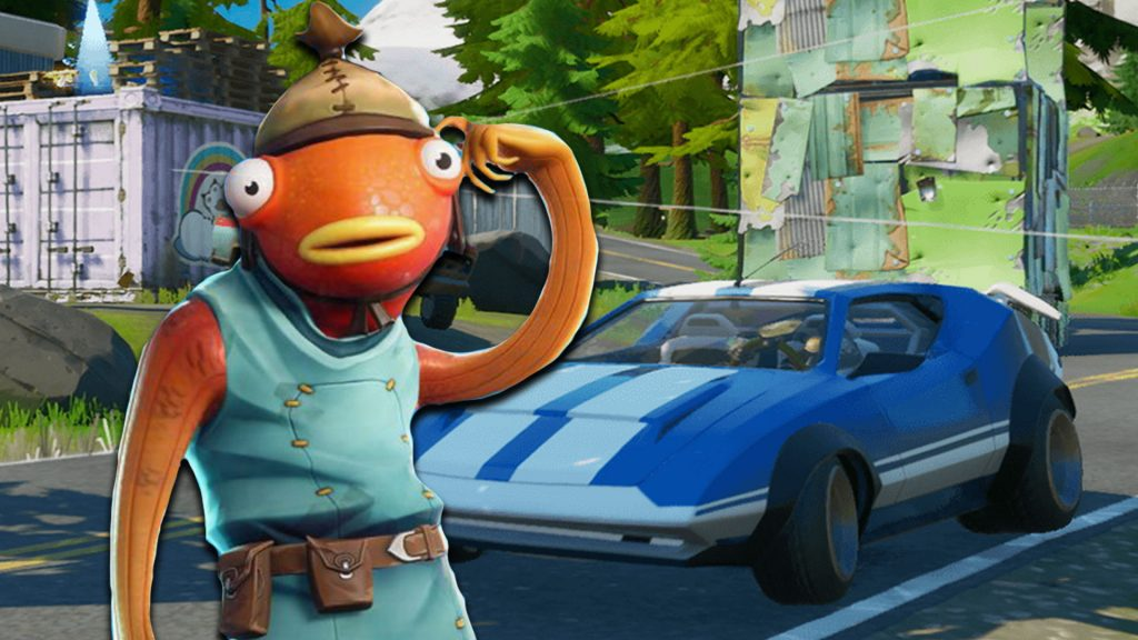 Fortnite-Fish-Auto-Titel
