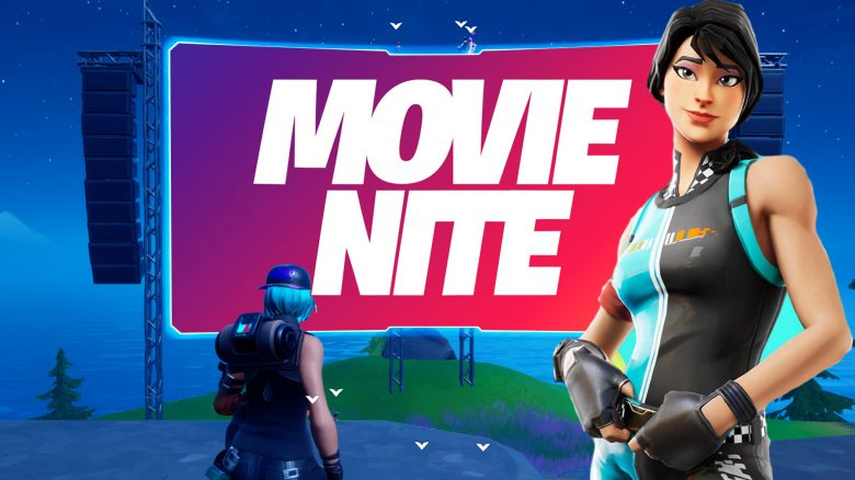 Fortnite Movie Nite NIght Titel