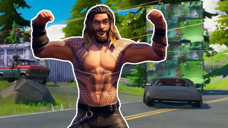 Fortnite Season 3 Aquaman Titel