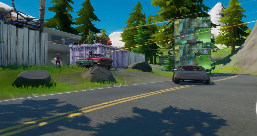 Fortnite Season 3 Kapitel 2 Battle Pass Autos 3