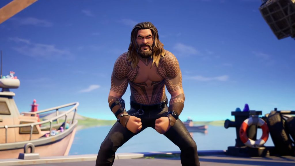 Fortnite Season 3 Kapitel 2 Battle Pass Skin Aquaman
